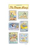 New Yorker Cartoon Premium Giclee Print by Roz Chast