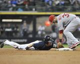 St Louis Cardinals v Milwaukee Brewers Photo by David Banks