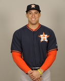 2015 Houston Astros Photo Day Photo by Tony Firriolo