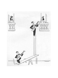 New Yorker Cartoon Premium Giclee Print by Otto Soglow