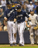 Colorado Rockies v Milwaukee Brewers Photo by Tom Lynn