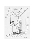 New Yorker Cartoon Premium Giclee Print by Anatol Kovarsky