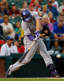 Colorado Rockies v Texas Rangers Photo by Tom Pennington