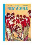 The New Yorker Cover - October 27, 1928 Regular Giclee Print av Peter Arno