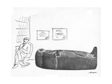 New Yorker Cartoon Premium Giclee Print by Al Ross