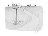 'The Kranes1,022,976 W. 79th St.' - New Yorker Cartoon Premium Giclee Print by Roz Chast