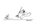 Cartoon Premium Giclee Print by Charles Barsotti