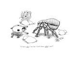 """I know who I am but I don't know what l am!"" - New Yorker Cartoon Giclee Print by Joseph Farris"