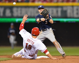 Milwaukee Brewers v Cincinnati Reds Photo by Jamie Sabau