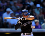Miami Marlins v Colorado Rockies Photo by Justin Edmonds