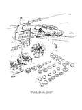 New Yorker Cartoon Giclee Print by George Booth