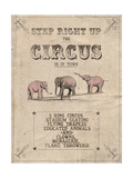 Vintage Circus I Prints by Grace Popp