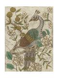 Chinoiserie Pheasant II Posters by Chariklia Zarris