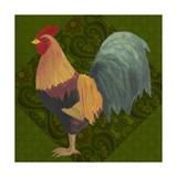 Yard Bird II Posters by Grace Popp