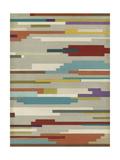 Southwest Signals I Premium Giclee Print by June Erica Vess
