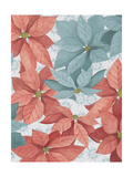 Christmas Poinsettia II Posters by Grace Popp