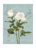 Cream Rose II Posters by Jade Reynolds