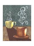 Good Morning Mugs II Prints by Grace Popp