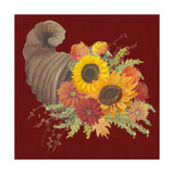 Autumn Floral III Prints by Grace Popp