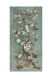 Chinoiserie Patina I Prints by Naomi McCavitt