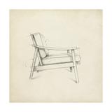 Mid Century Furniture Design III Art by Ethan Harper