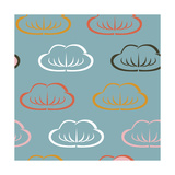 Clouds IV Poster by Nicole Ketchum