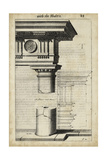 Ancient Architecture IV Posters by John Evelyn