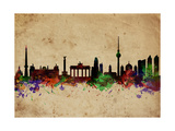 Berlin Brandenburg Gate Prints by  chris2766