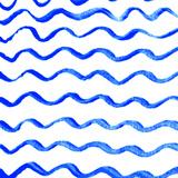 Waves Premium Giclee Print by  achupret