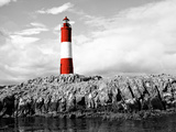 Lighthouse Border Photographic Print by Anna Coppel