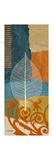Blue Leaf I Premium Giclee Print by Michael Marcon