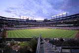 Baseball Field Reproduction photographique par  Actionpics