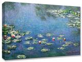 Monet Waterlilies Leinwand von  monet