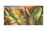 Through the Leaves I Premium Giclee Print by Patricia Quintero-Pinto