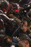 The Avengers: Age of Ultron - Hawkeye Wall Sign