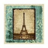 Parisian Trip I Premium Giclee Print by Michael Marcon