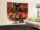 The Avengers: Age of Ultron - Captain America, Hulk, Iron Man, Black Widow, Vision, Hawkeye, Thor Wall Mural – Large