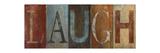 LAUGH Giclée-Premiumdruck von Patricia Pinto