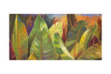 Through the Leaves II Premium Giclee Print by Patricia Quintero-Pinto