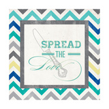 Spread the Love Premium Giclee Print