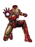 The Avengers: Age of Ultron - Iron Man Reproduction sur métal