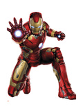 The Avengers: Age of Ultron - Iron Man Alu-Dibond