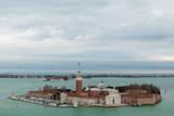 San Giorgio Maggiore, a Small Island in the Venice Lagoon Photographic Print by  bdsklo