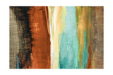 Rustic Sea Premium Giclee Print by Lanie Loreth