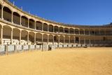 Bullring in Ronda, Spain Reproduction photographique par  B Melo