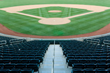 Baseball Stadium Photographic Print by Michael Flippo
