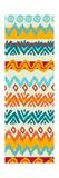 Navajo Missoni II Premium Giclee Print by Nicholas Biscardi