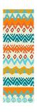 Navajo Missoni I Premium Giclee Print by Nicholas Biscardi