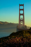 Golden Gate Bridge Photographic Print by  EvanTravels