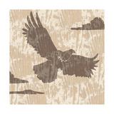 Spirit Lodge I Premium Giclee Print by Nicholas Biscardi